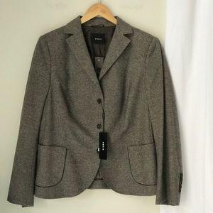 NWT Akris 100% Cashmere Jacket